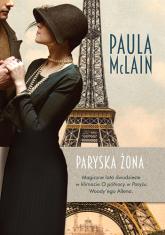 Paryska żona - Paula McLain | mała okładka
