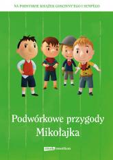 Podwórkowe przygody Mikołajka -  Opracowanie Zbiorowe | mała okładka