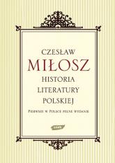 Historia literatury polskiej - Czesław Miłosz  | mała okładka