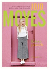 Kolory pawich piór - Jojo Moyes | mała okładka