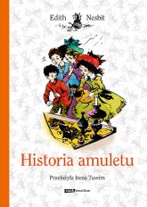 Historia amuletu - Edith Nesbit | mała okładka