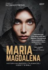 Maria Magdalena - Paweł F. Nowakowski  | mała okładka