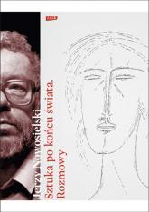 Sztuka po końcu świata - Jerzy Nowosielski, Krystyna Czerni  | mała okładka