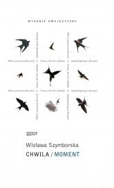 Chwila / Moment - Wisława Szymborska | mała okładka
