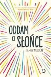 Oddam ci słońce - Jandy Nelson | mała okładka