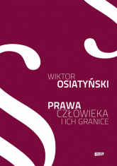 Prawa człowieka i ich granice - Wiktor Osiatyński  | mała okładka