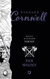 Pan wojny - Bernard Cornwell | mała okładka