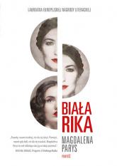 Biała Rika - Magdalena Parys | mała okładka