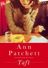 Taft - Ann Patchett | mała okładka