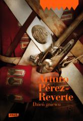 Dzień gniewu - Arturo  Pérez-Reverte | mała okładka