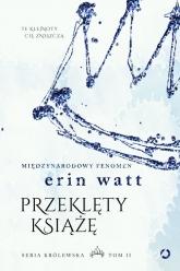 Przeklęty książę - Erin Watt | mała okładka