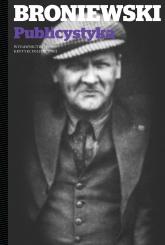 Publicystyka - Władysław Broniewski | mała okładka