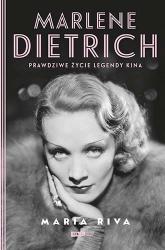 Marlene Dietrich. Prawdziwe życie legendy kina - Riva Maria | mała okładka