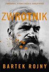 Zwrotnik - Rojny Bartek | mała okładka