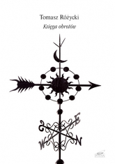 Księga obrotów - Tomasz Różycki  | mała okładka