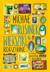 Wierszyki rodzinne - Michał Rusinek | mała okładka