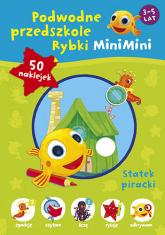 Podwodne przedszkole Rybki MiniMini -  | mała okładka