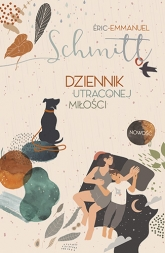 Dziennik utraconej miłości - Schmitt Eric-Emmanuel | mała okładka