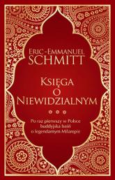 Księga o Niewidzialnym - Eric-Emmanuel Schmitt | mała okładka