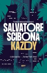 Każdy - Scibona Salvatore | mała okładka