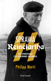Sprawa Reinefartha - Philipp Marti | mała okładka