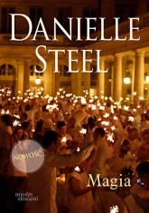 Magia - Danielle Steel | mała okładka