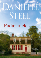 Podarunek - Danielle Steel | mała okładka