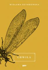 Chwila - Wisława Szymborska  | mała okładka