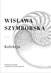 Wisława Szymborska Tomy Poetyckie. Edycja kolekcjonerska - Wisława Szymborska | mała okładka