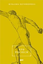 Sto pociech - Wisława Szymborska | mała okładka