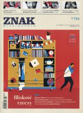 ZNAK 724 9/2015: Bliskość rzeczy -  | mała okładka