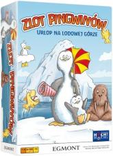 Zlot pingwinów - gra planszowa  - Christoph Puhl, Arno Steinwender | mała okładka