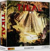 Tikal - gra planszowa - Michael Kiesling, Wolfgang Kramer | mała okładka