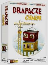 Drapacze Chmur - gra planszowa - Łukasz Woźniak | mała okładka