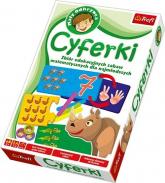 Cyferki - gra planszowa -  | mała okładka