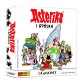 Asterix i spółka - gra planszowa -  | mała okładka
