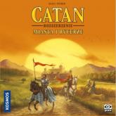 Catan - Miasta i Rycerze (nowa edycja) - gra planszowa - Klaus Teuber | mała okładka