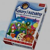 Kolory i kształty - gra planszowa -  | mała okładka