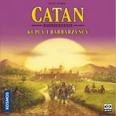 Catan - Kupcy i Barbarzyńcy (nowa edycja) - Klaus Teuber | mała okładka