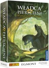 Władca Pierścieni: Wyprawa do Mordoru - gra planszowa - Michael Rieneck | mała okładka