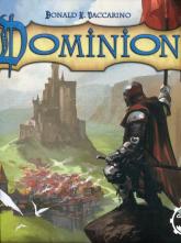 Dominion - gra planszowa  - Donald X. Vaccarino | mała okładka