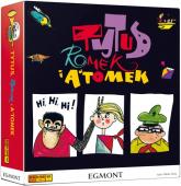 Tytus, Romek i A'Tomek - gra planszowa - Reiner Knizia | mała okładka
