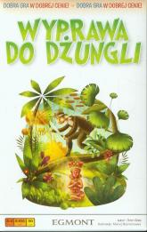 Wyprawa do dżungli - gra planszowa -  | mała okładka