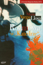 "Rozmowa w ""Katedrze"" - Mario Vargas Llosa  | mała okładka"