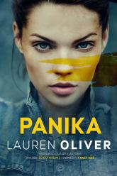 Panika - Lauren Oliver | mała okładka