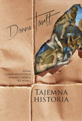 Tajemna historia - Donna Tartt | mała okładka