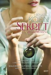 Sekret zegarmistrza - Renata Kosin | mała okładka