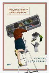 Wszystkie lektury nadobowiązkowe - Wisława Szymborska | mała okładka