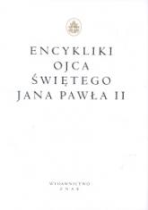 Encykliki Ojca Świętego Jana Pawła II - papież   Jan Paweł II  | mała okładka