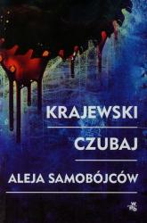 Aleja Samobójców - Marek Krajewski, Mariusz Czubaj | mała okładka